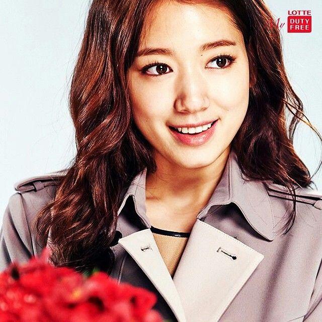 Park Shin Hye for Lotte Duty Free