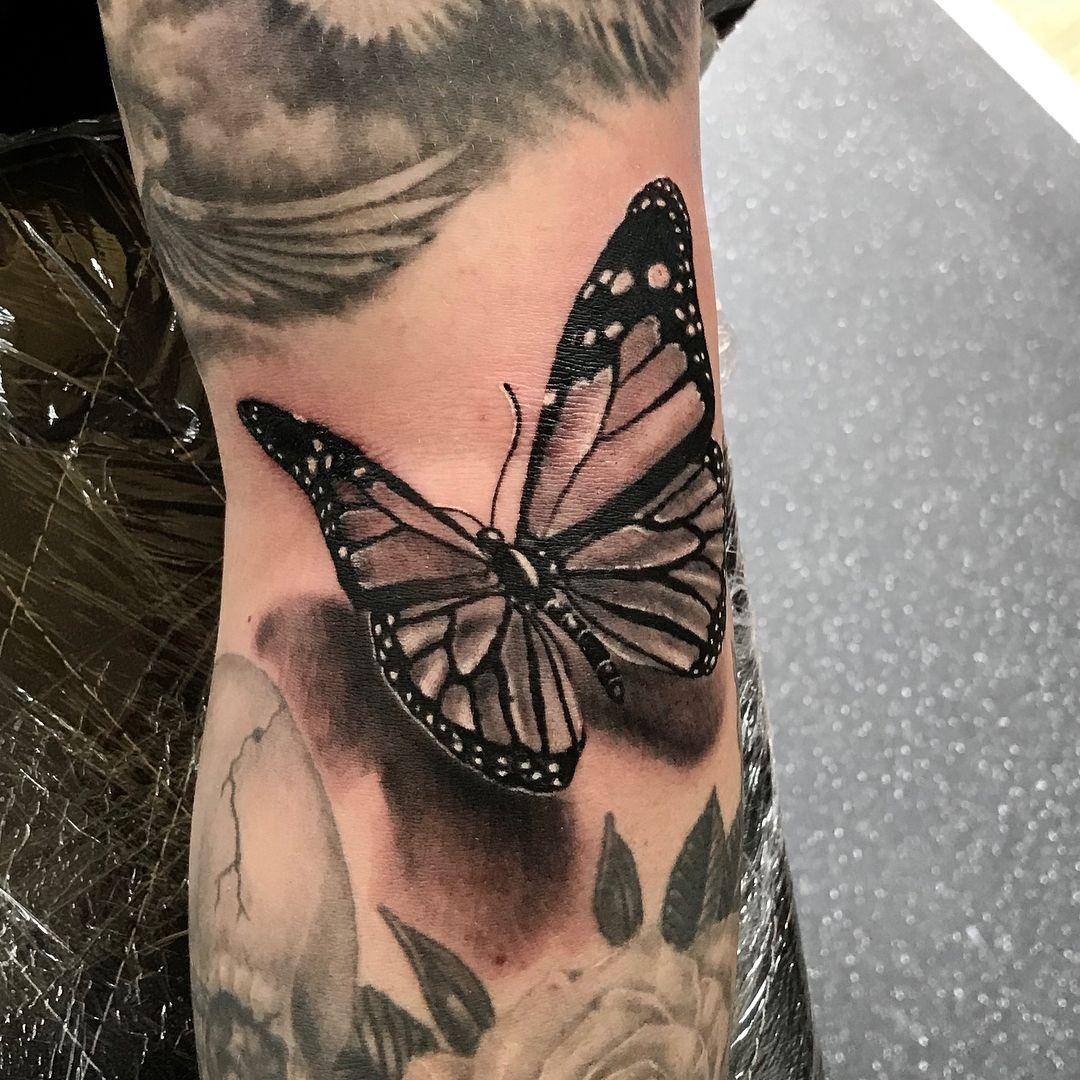 Photo of Comment faire un tatouage papillon temporaire? – Page 14 sur 36 – bodyartstyle .com