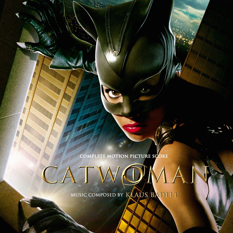 """""""Catwoman"""" movie soundtrack, 2004. Movie soundtracks"""