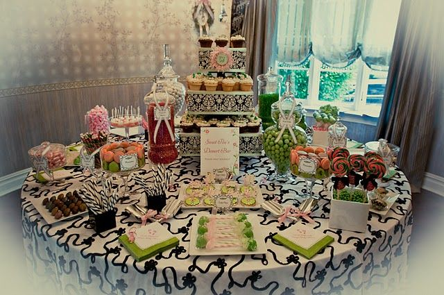 Sweet Pea Baby Shower | Baby Shower Inspirations ...