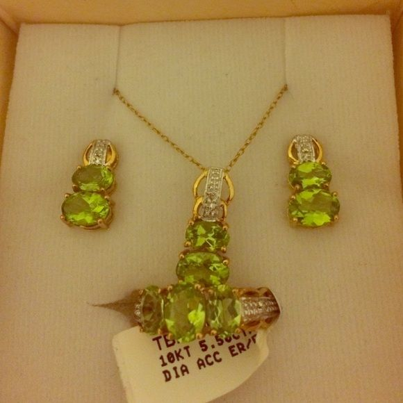 5 50ctw Peridot In 10kt Gold Lowestprice Low Price Jewelry Venus Jewelry Girl Fashionista