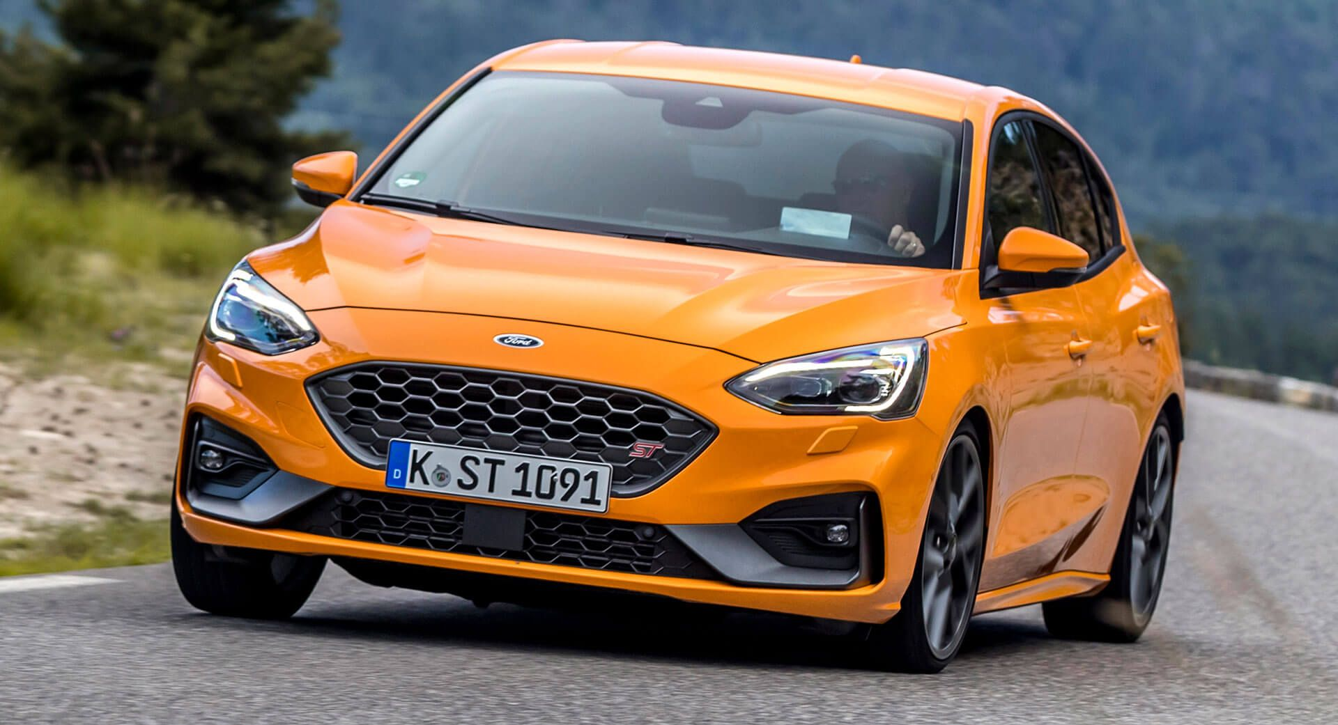 2020 Ford Focus St Heads Down Under With 276 Hp Petrol Four Aud 44 690 Starting Price Ford Focus Schaltknuppel Automatikgetriebe