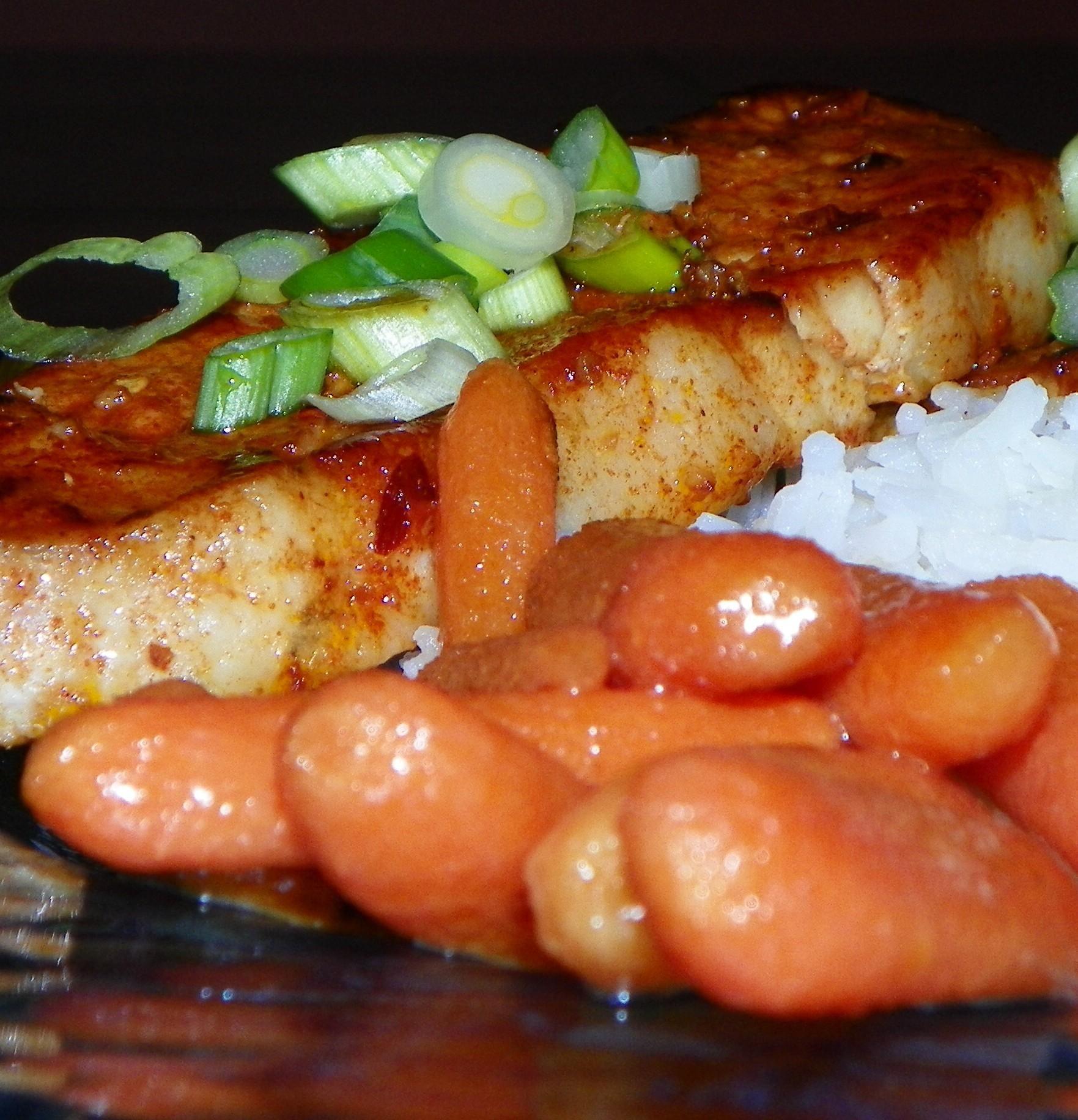 Maple Glazed Roasted Carrots Recipe - Food.com - 59280