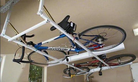 Garage Ceiling Bike Storage Promotions, Bike Hanger For Garage Ceiling
