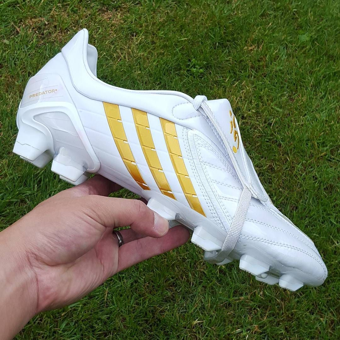 03b241a58 Adidas predator powerswerve David Beckham edition This is in my top 3 of  all beckham signature boots. Its simple colourway brings out the best of  the ...