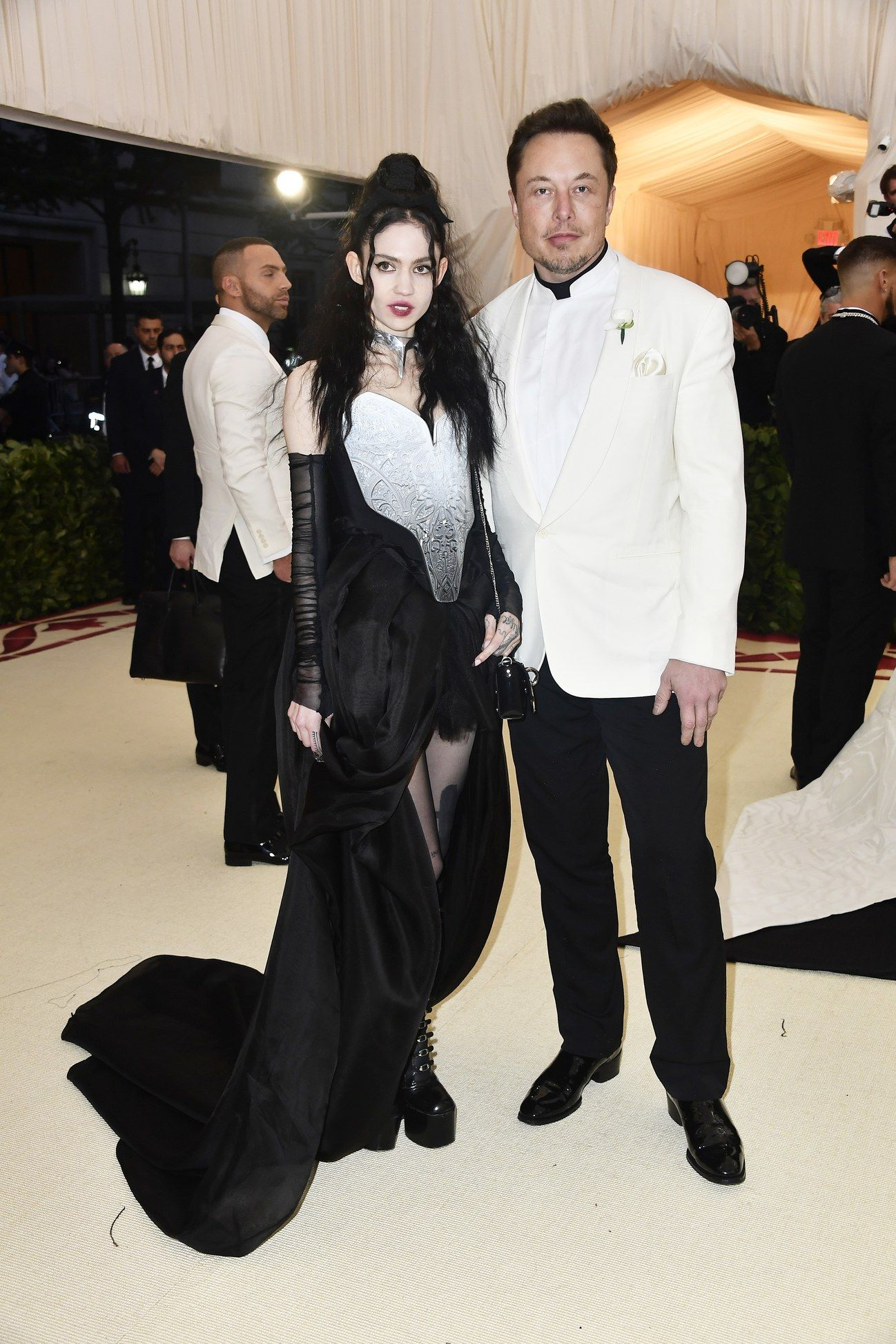 The Trouble With Elon Musk And Grimes Met Gala Elon Musk Celebrities