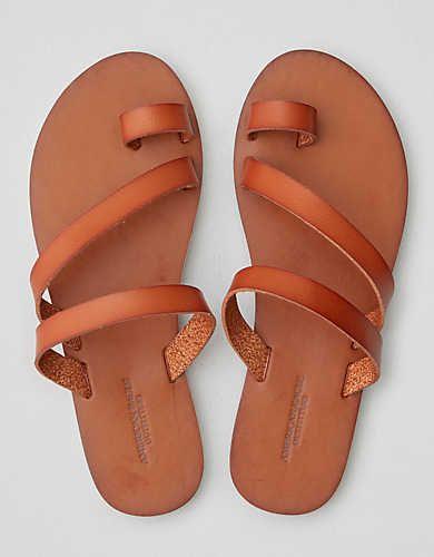 613c8797930f2a american eagle toe ring sandals