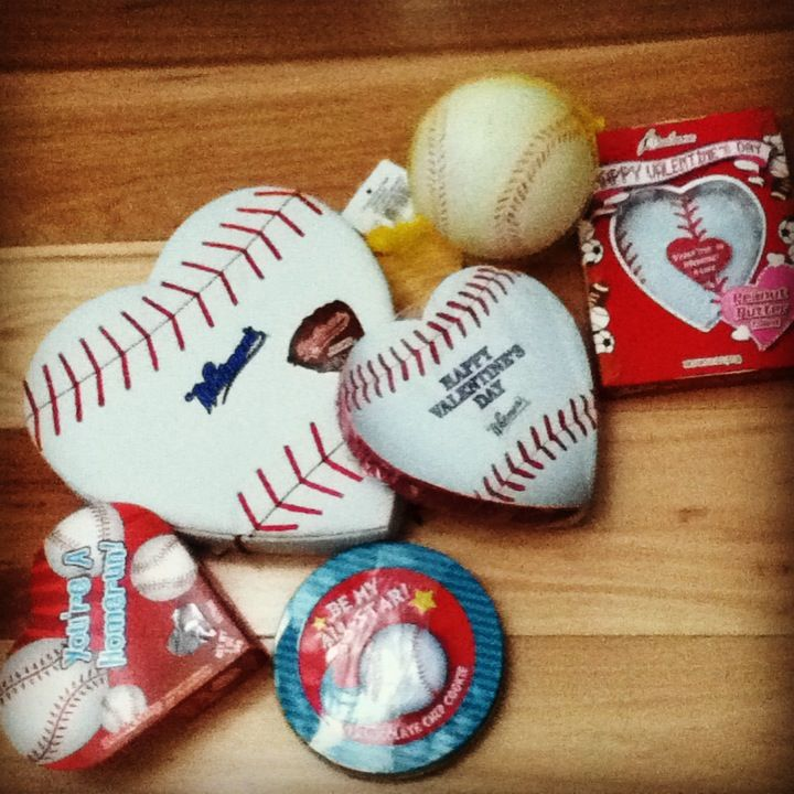 Baseball Wedding Gifts: Cute Gift For My Baseball Player