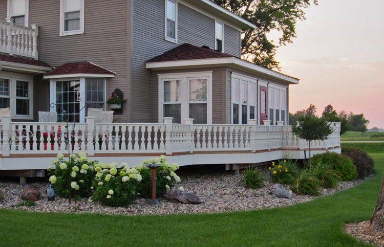 Best 3 1 2 Wood Spindle Porch Railing Designs Porch 640 x 480