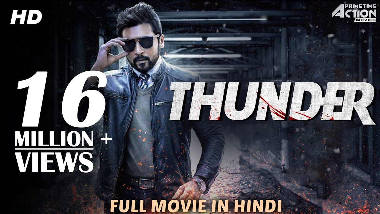 Thunder 2019 New Released Full Hindi Dubbed Movie New