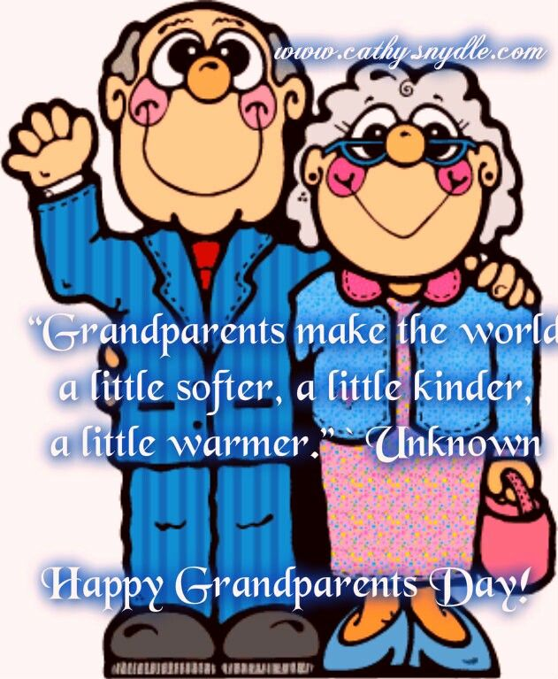 Happy Grandparents Day National Grandparents Day Happy