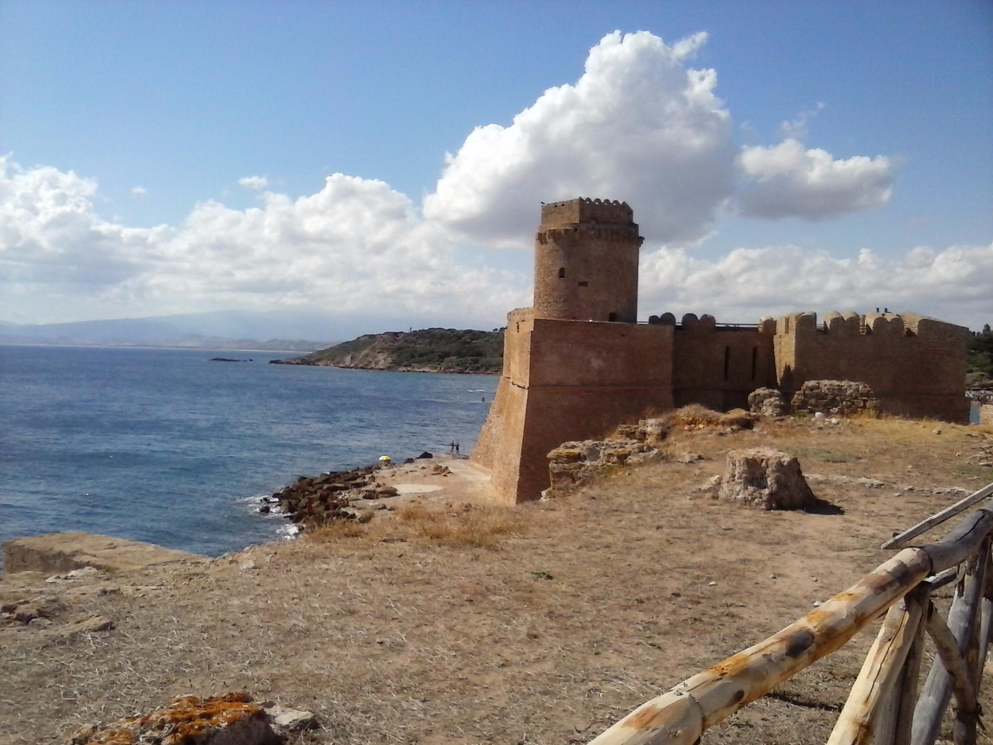 Castello Aragonese di Le Castella (Province of Crotone