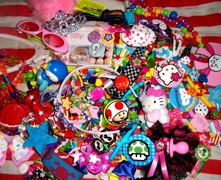 Pretty Colorful Things The Image Kid