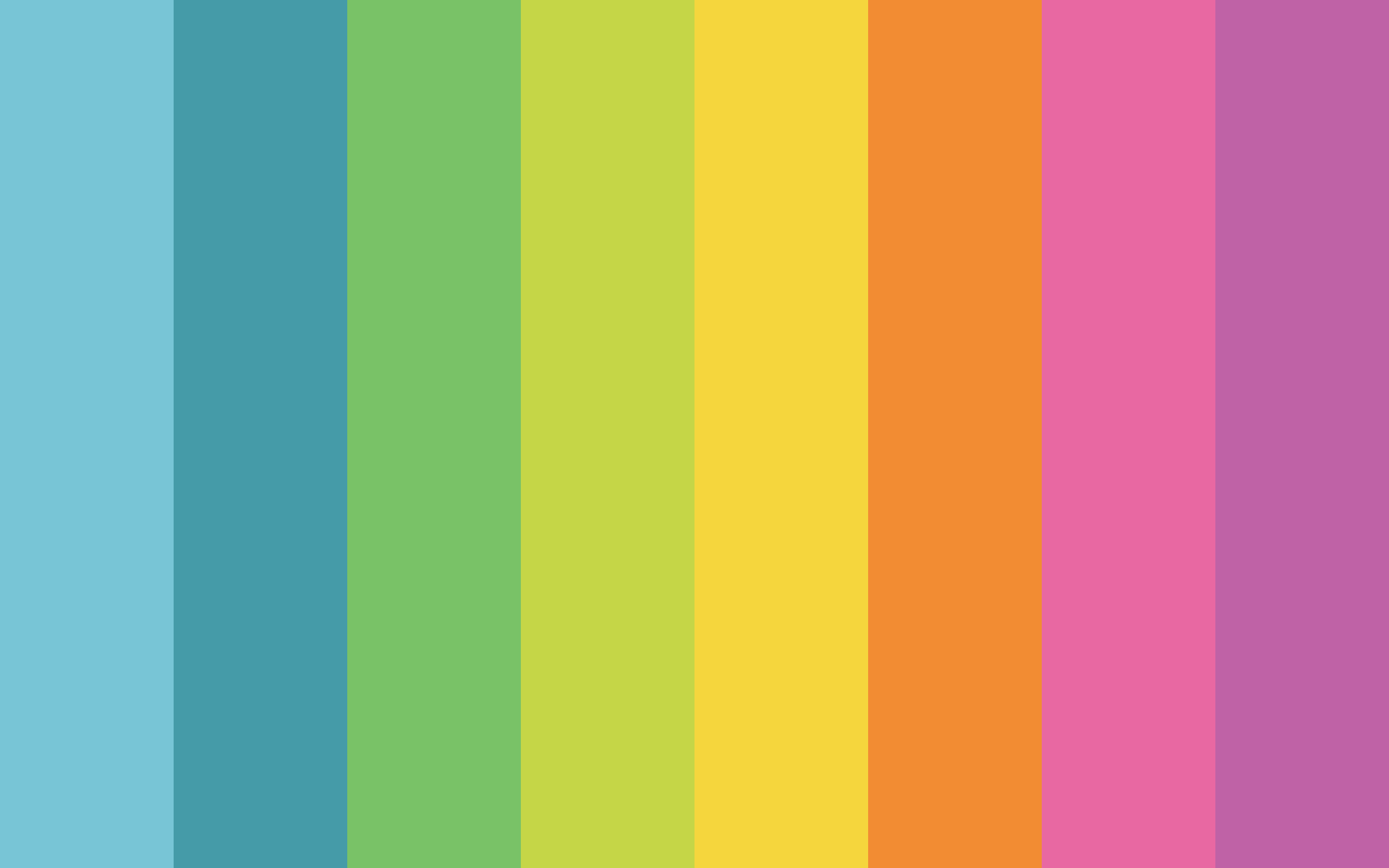 Download Rainbow Color Wallpapers Gallery