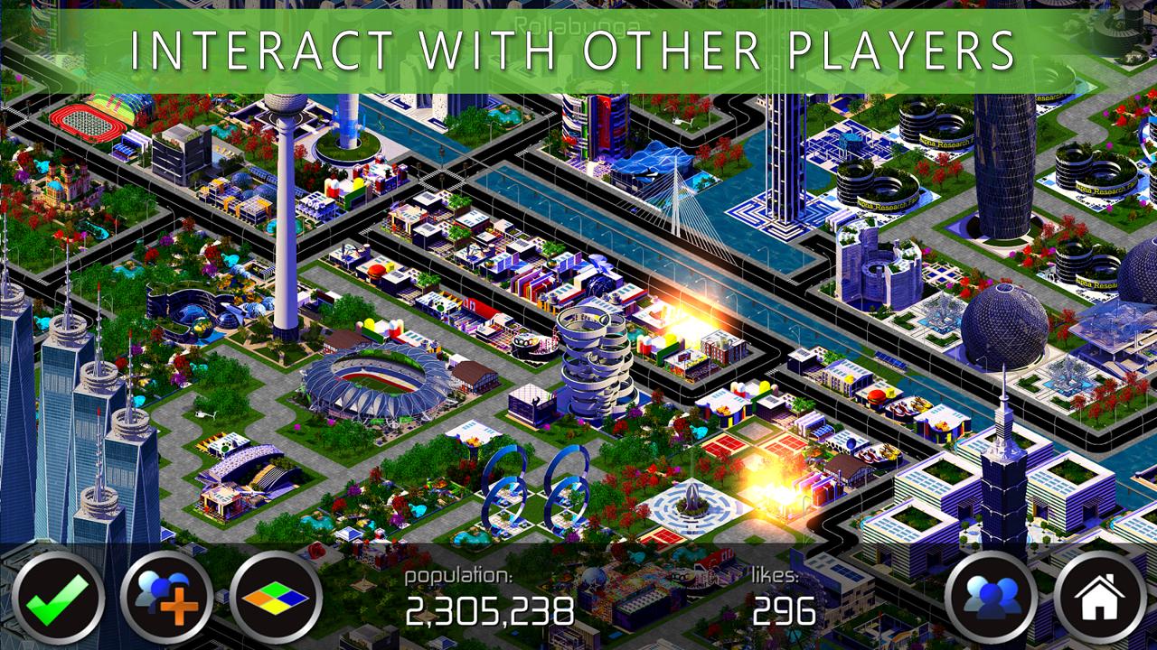 Designer City: building game ##City, #Designer, #game