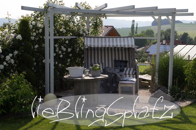 Inspirational Traumhafte Pergola f r den Garten every garden Needs such a dreamy place