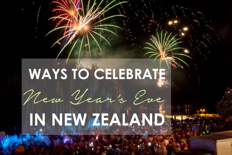 New Year S Eve Events In New Zealand New Years Eve Events New