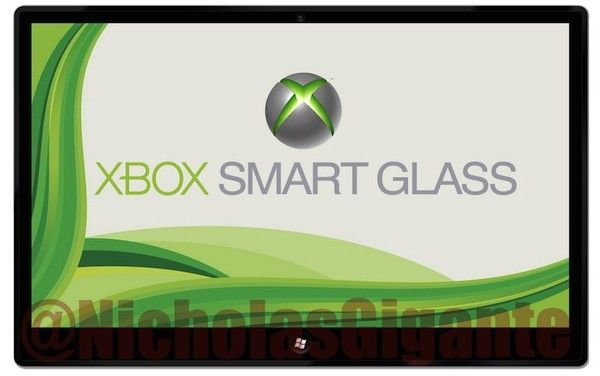 Microsoft Smart Glass Using the app, users will be able