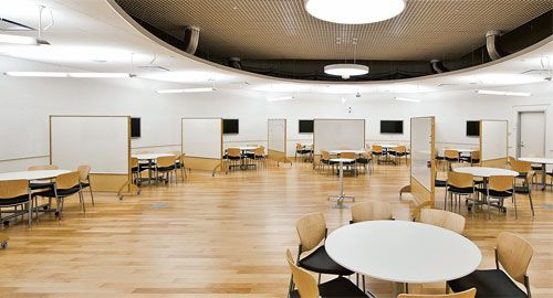 Harvard Classroom Design ~ Welcome to the future december alumni bulletin