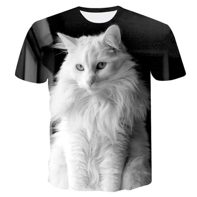 af0d4e8fe41c 2018 new Big yards New Fashion Brand T-shirt Men Women Summer 3d Tshirt  Print angel T shirt Tops Tee