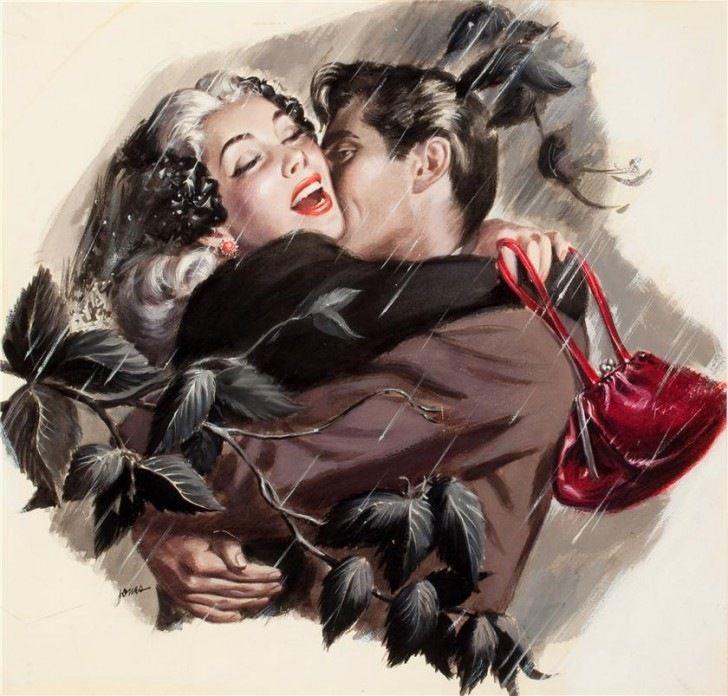 Gallery.ru / JOHN JONES - Это была любовь... - adrianka