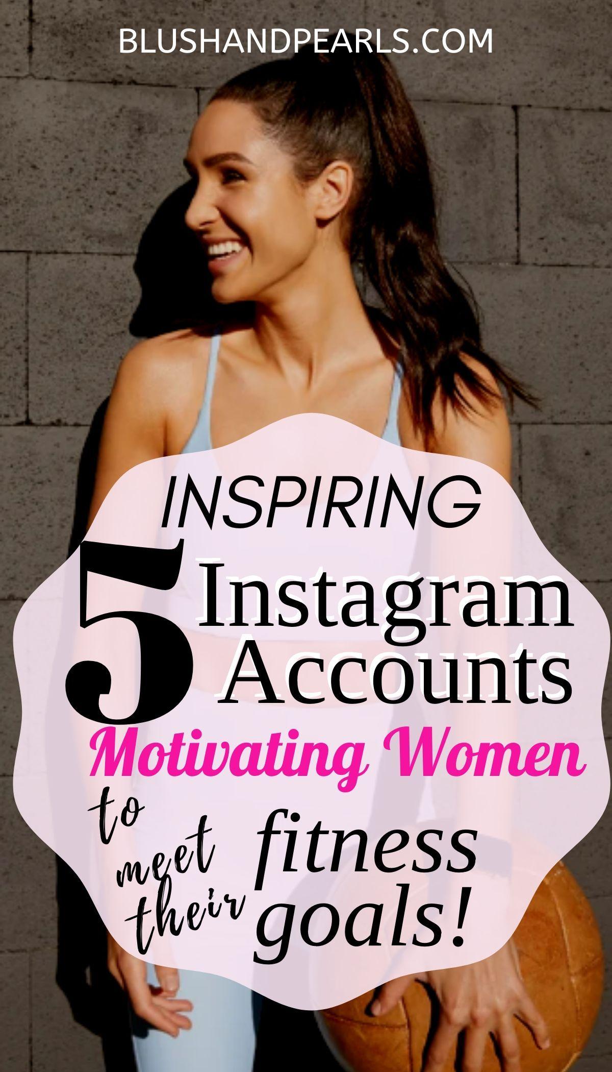5 Empowering Instagram Accounts Helping Women Reach Their