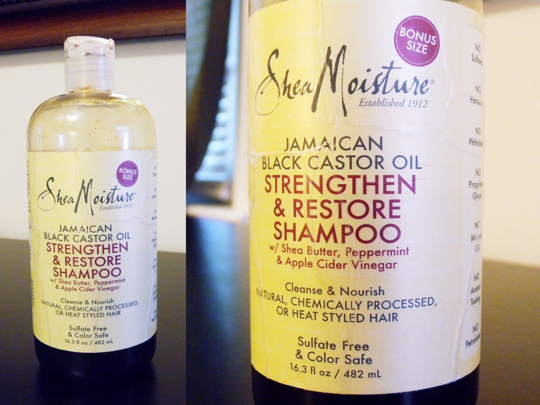 Shea Moisture Jamaican Black Castor Oil Strengthen Restore Shampoo Great Restor Shea Moisture Products Castor Oil Shampoo Apple Cider Vinegar Shampoo