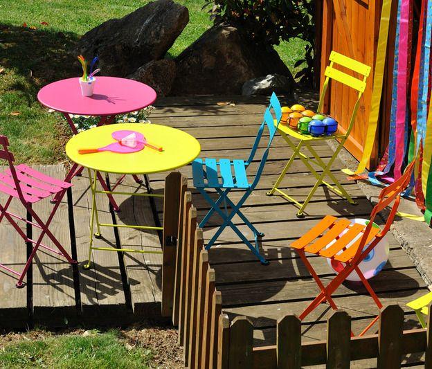 Stuhl Tom Pouce Gartenstuhle Fur Kinder Gartenmobel