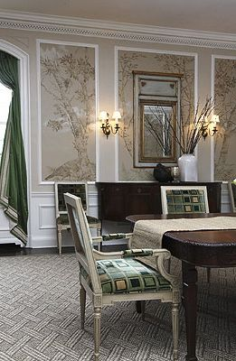 Dining Room Of Private Residence In Richmond Vainterior Mesmerizing Private Dining Rooms Richmond Va Inspiration