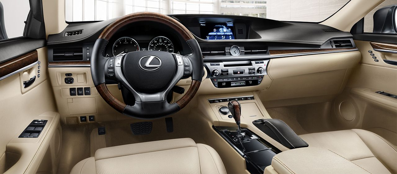 Lexus Colors Interior And Exterior 2013 Lexus Es 350 Lexus Es Luxury Sedan Lexus