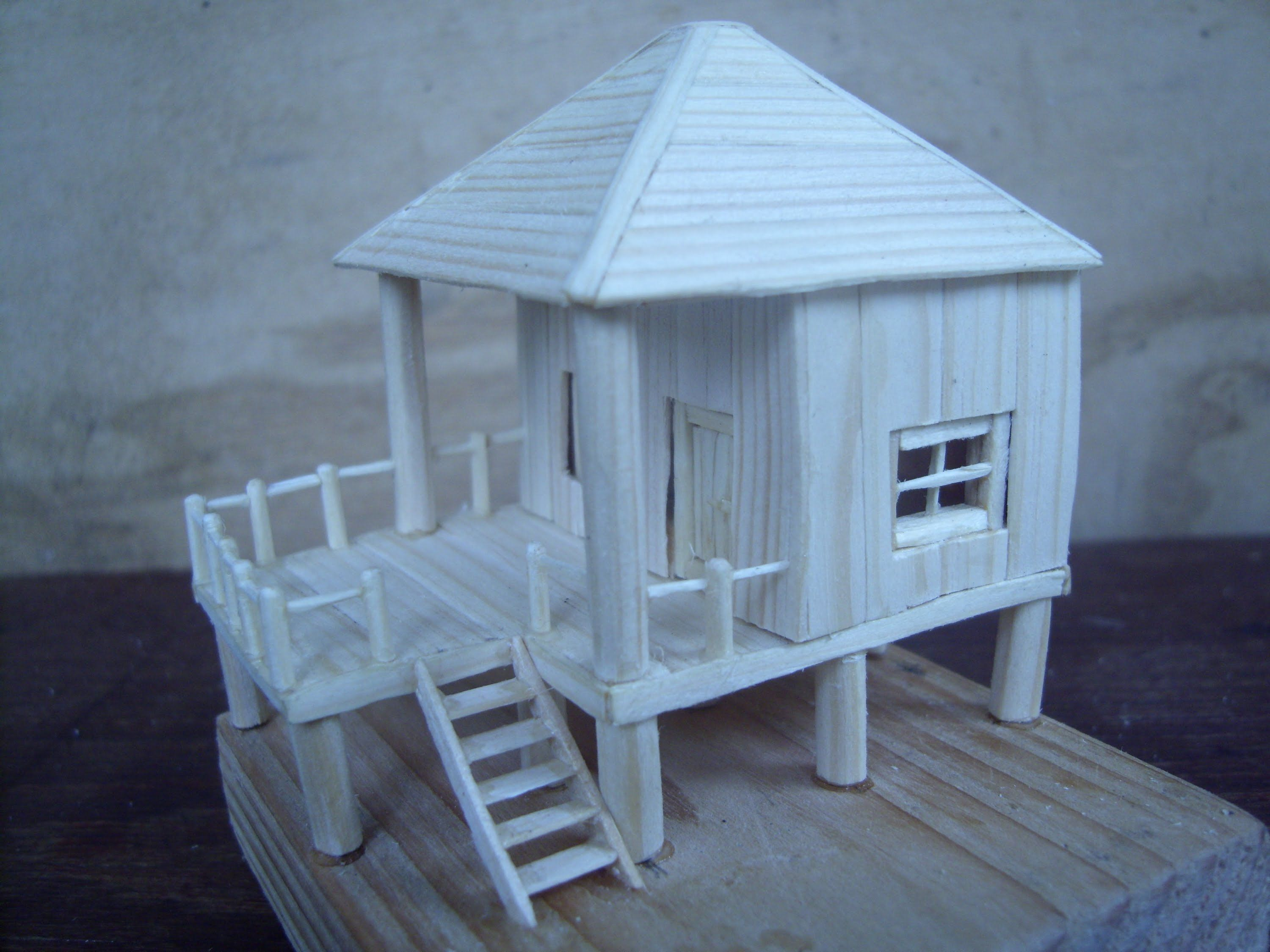 ... How To Make Popsicle Stick House Yutorial Watch Share And Learn Video  Tutorials · Stilt House Google Search ...