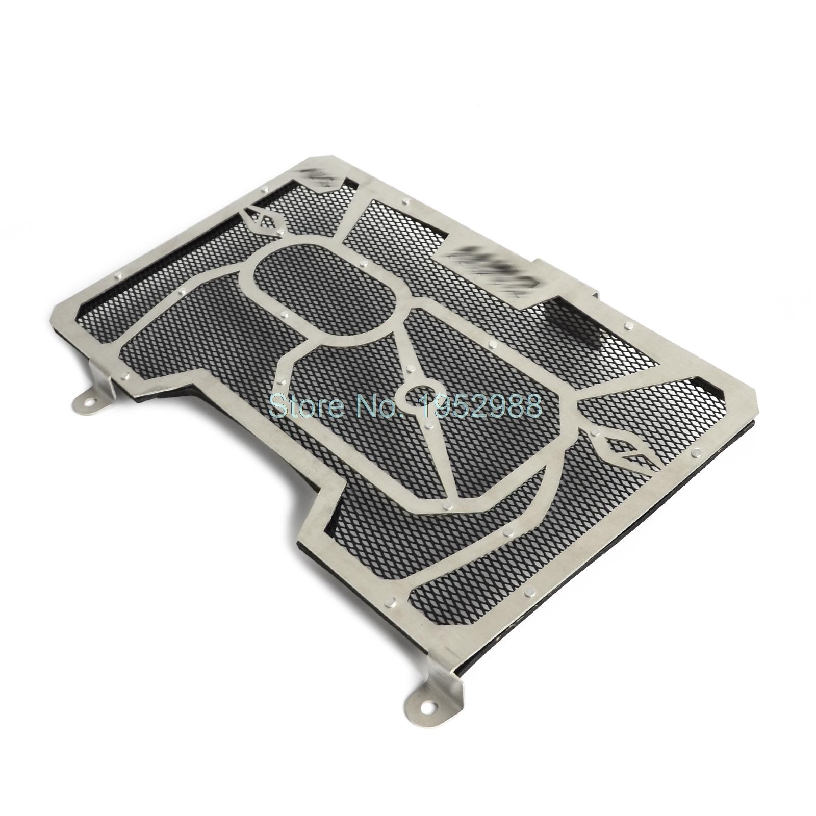 44.95$  Buy now - http://aliv29.worldwells.pw/go.php?t=32750010066 - Motorcycle Radiator Grille Guard Cover Protector Mesh Net Frame for BMW F800R 2009-2016