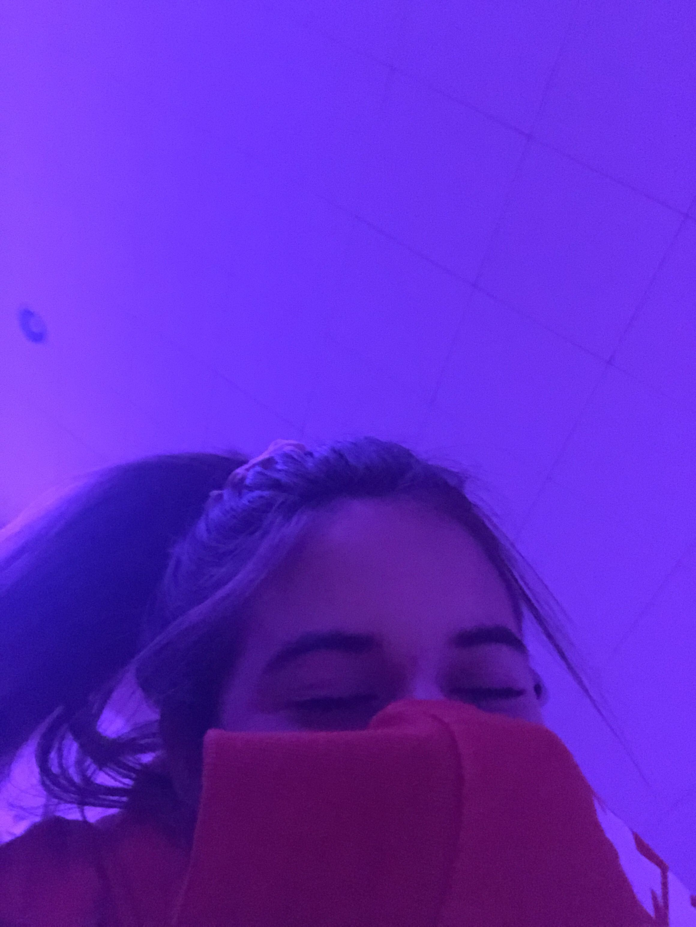 Purple Aesthetic Tumblr Cute