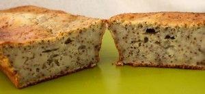 Citroencake met chia