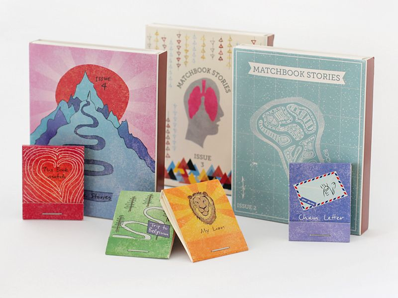 The Matchbook Stories bundle!