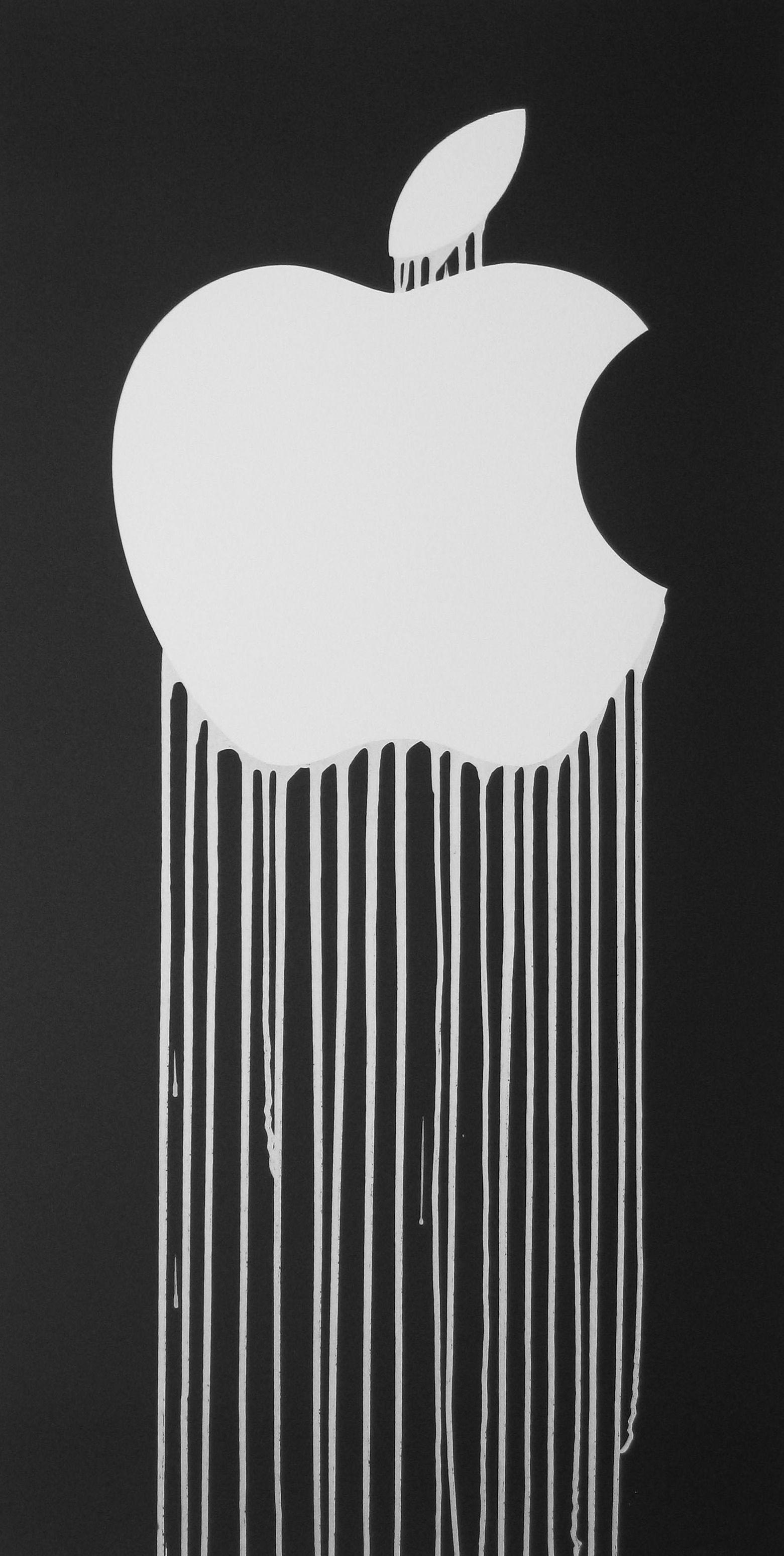 ZEVS Liquidated Logo Apple