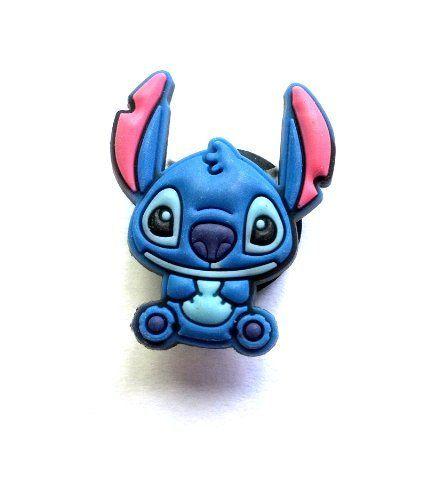 Funny Lilo and Stitch Shoe Charm (1 pc