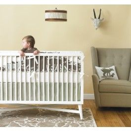 Woodland Tumble Nursery Collection With Images Nursery Bedding