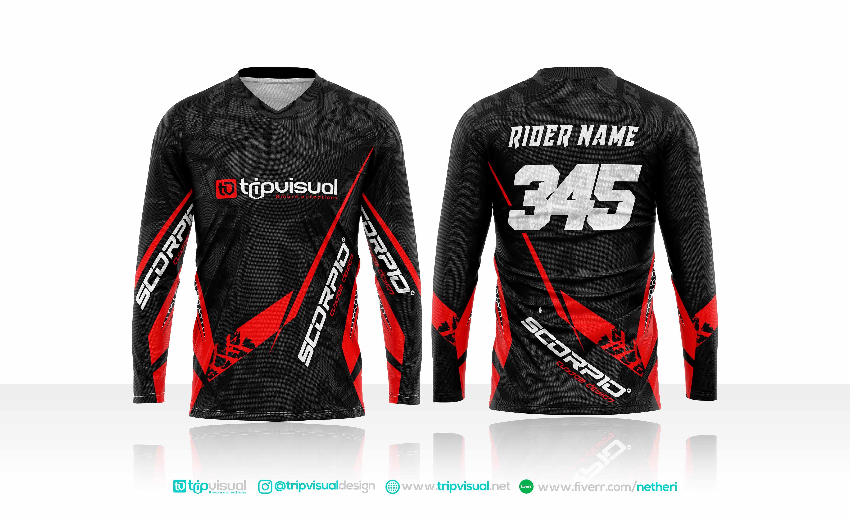 Download Netheri I Will Make A Mx Motocross Jersey Design For Sublimation For 30 On Fiverr Com Jersey Design Mx Jersey Mx Motocross