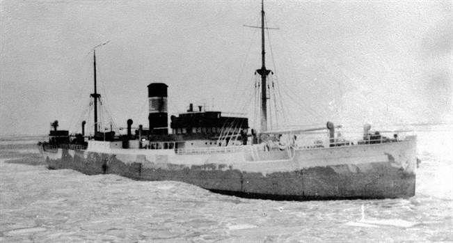 Kahvilaiva Herakleen saapuminen Turkuun oli suuri uutinen Suomessa helmikuussa 1946.