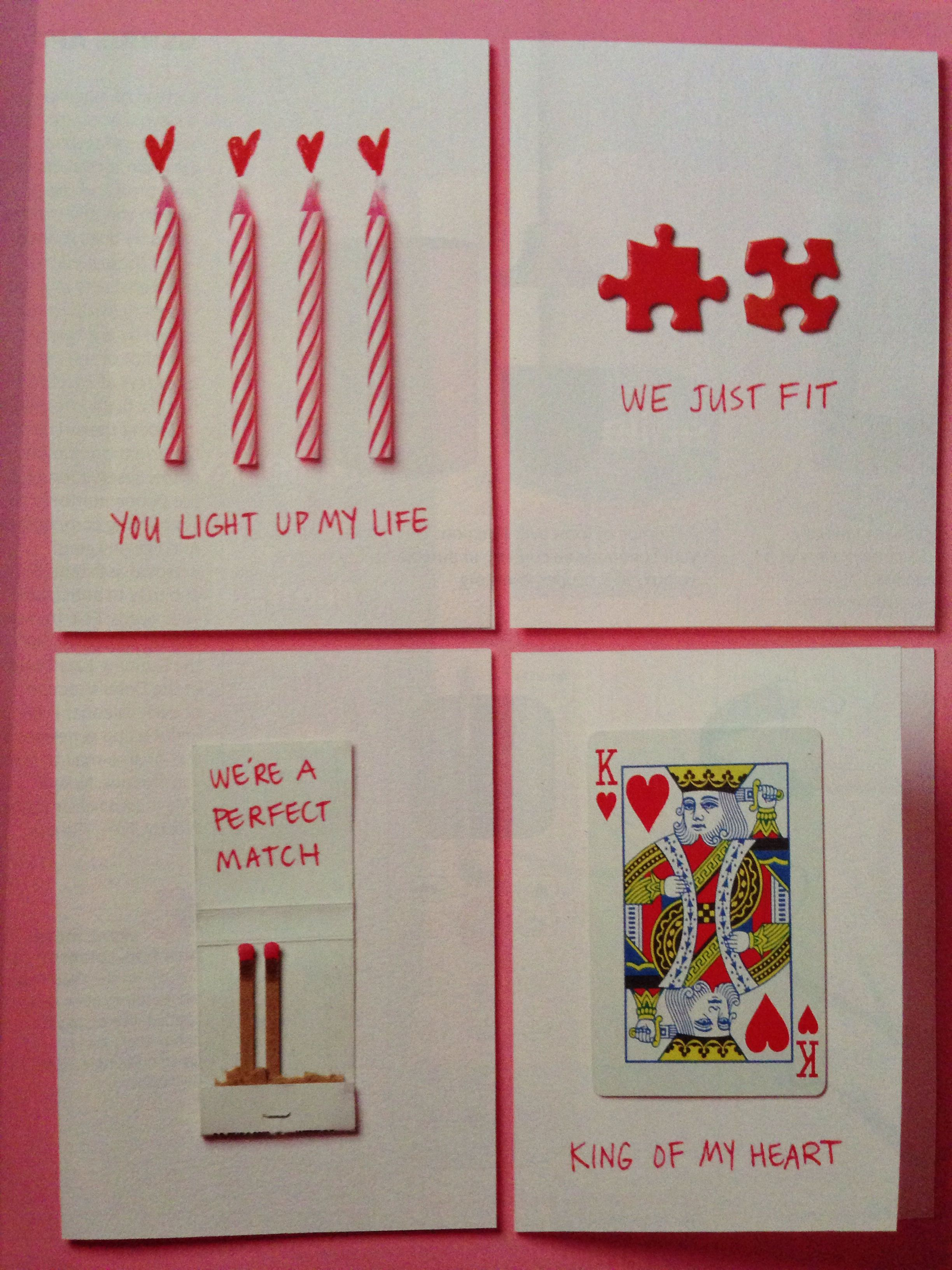 Valentine Card Ideas From Real Simple Magazine