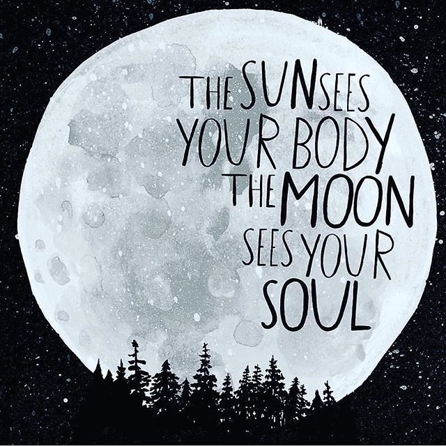 "�Abby Wynne � on Instagram: ""It's a full moon eclipse. Spend some time with your soul �� just be who you are. That's the message of the times x"""