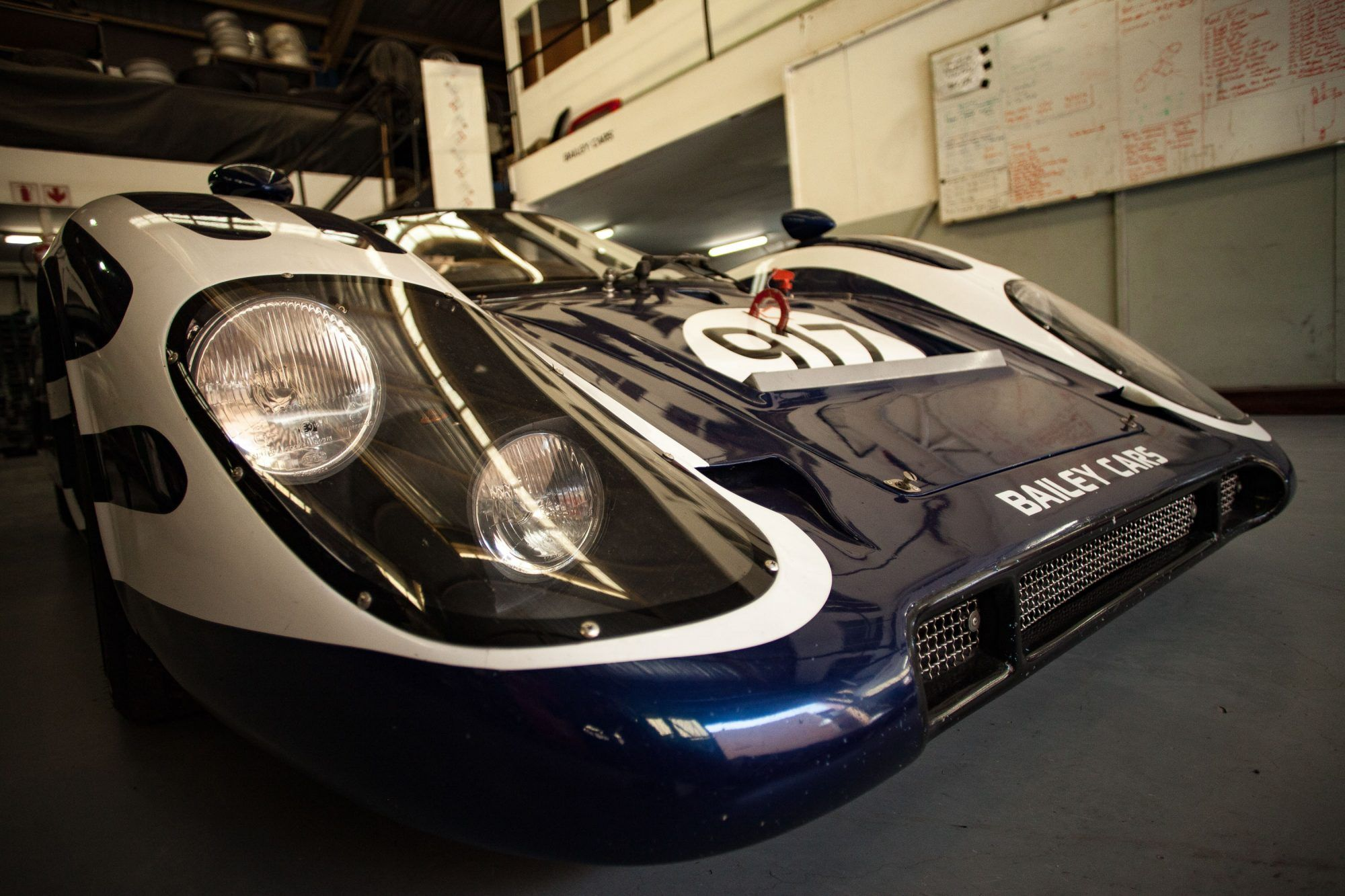 This Was My Terrifyingly Good Experience In A Replica Porsche 917