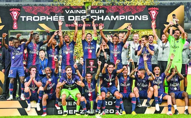 PSG thrash Monaco 40 for French Super Cup The Asian Age