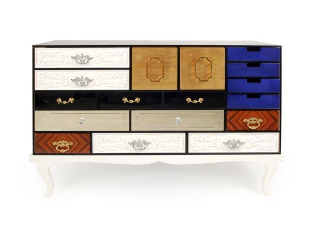 Soho Bunt Sideboard Designs Von Boca Do Lobo