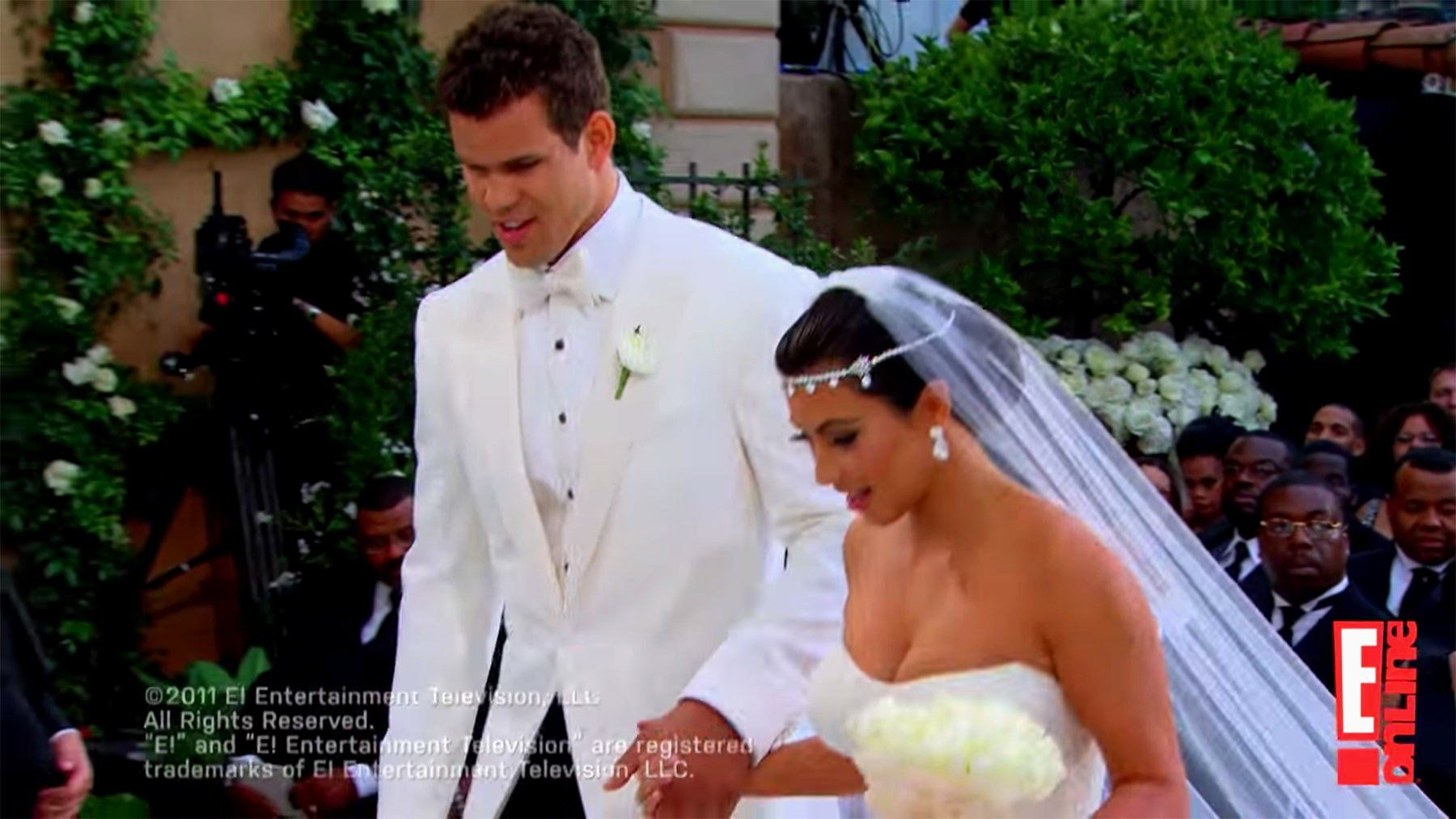 Kim Kardashian First Wedding Dress New Kim Kardashian S Story Of Grandmother Mj S Short Lived Kardashian Wedding Kim Kardashian Wedding Wedding Dresses Unique [ 1013 x 1800 Pixel ]