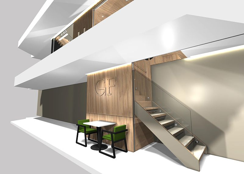 A Detailed Look At The Interior Design Scheme For Nest