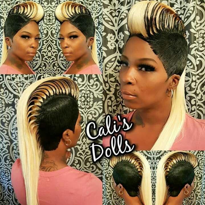 Pin By Mary Jordan On Fashion Divas Mohawk Styles Cali Style Diva Fashion