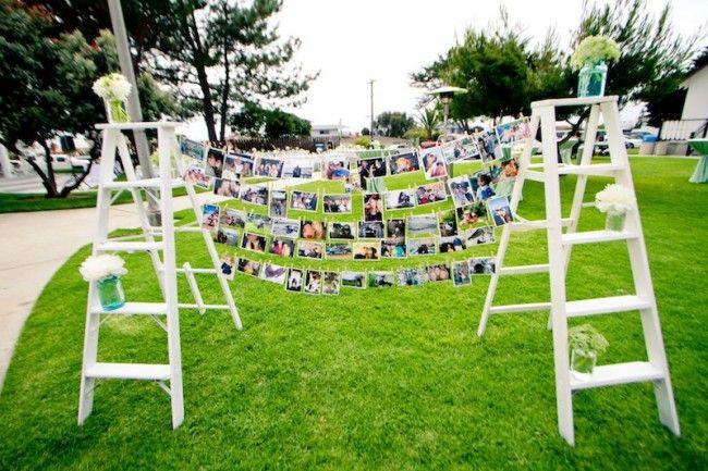 mi boda al aire libre: ideas para decorar el altar | mr original