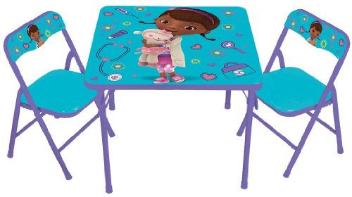 Disney Doc McStuffins On The Go Activity Table Set *** You ...